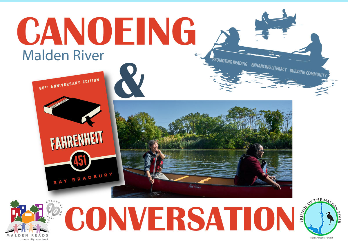 Canoeing & Book Conversation