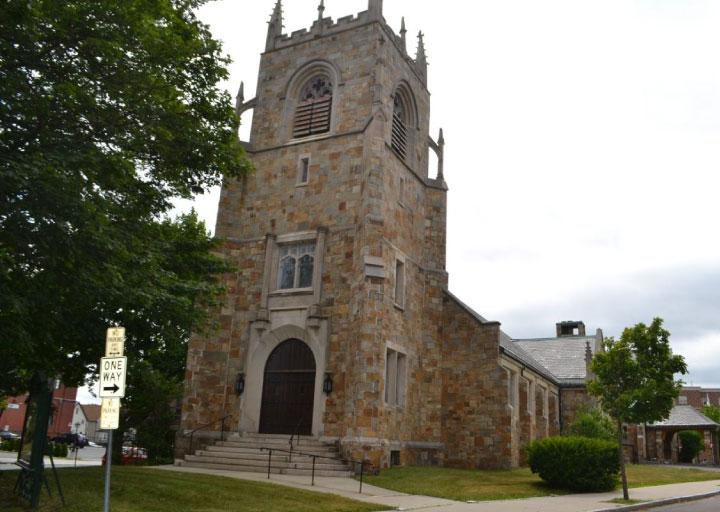 Book Discussion: First Parish