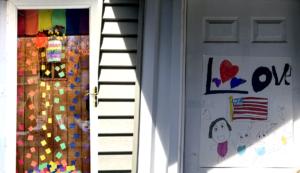 Door Decorating Contest — Winners Announced